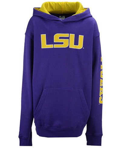 Colosseum LSU Tigers Zone Hoodie, Big Boys