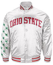 Starter Men's Ohio State Buckeyes Starter Jacket