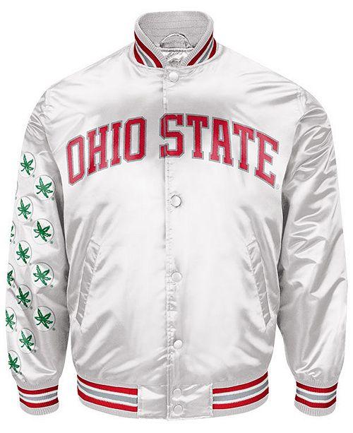 on sale 62e0d 82ada Starter Men s Ohio State Buckeyes Starter Jacket