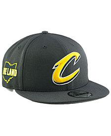 New Era Cleveland Cavaliers City Series 9FIFTY Snapback Cap