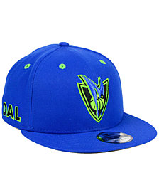 New Era Dallas Mavericks City Series 9FIFTY Snapback Cap