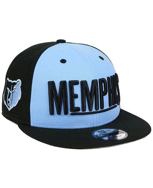 4766cd4ca7d New Era Memphis Grizzlies City Series 9FIFTY Snapback Cap - Sports ...