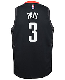 Nike Chris Paul Houston Rockets Statement Swingman Jersey, Big Boys (8-20)