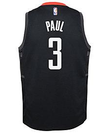 Nike Chris Paul Houston Rockets Statement Swingman Jersey, Big Boys (8-20)