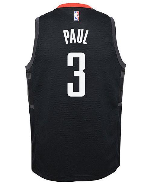 9bfd41c75d6 ... Nike Chris Paul Houston Rockets Statement Swingman Jersey
