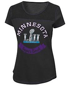 Touch by Alyssa Milano Women's Super Bowl 52 Touch Gridiron T-Shirt