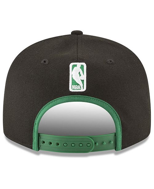 new arrivals 3d17c dae7e ... New Era Boston Celtics Statement Jersey Hook 9FIFTY Snapback Cap ...