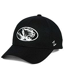 Zephyr Missouri Tigers Black & White Competitor Cap