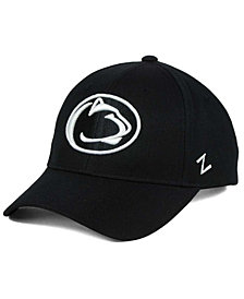 Zephyr Penn State Nittany Lions Black & White Competitor Cap
