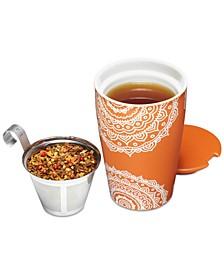 Tea Forté Chakra Kati Steeping Cup & Infuser