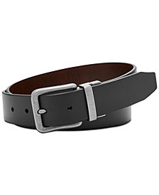 Fossil Men's Marshall Reversible Leather Belt