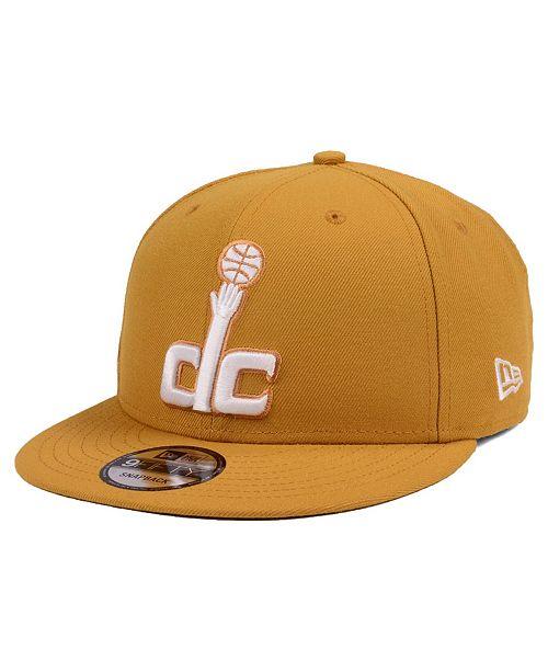 359da6ec201 New Era Washington Wizards Fall Dubs 9FIFTY Snapback Cap - Sports ...