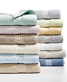 Finest Elegance Bath Towel Collection, Luxury Turkish Cotton, Created for Macy's