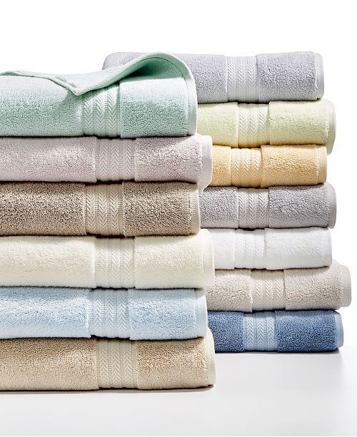 Hotel Collection Finest Elegance Bath Towel Luxury