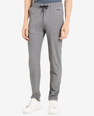 Calvin Klein Men's Classic-Fit Drawstring Pants