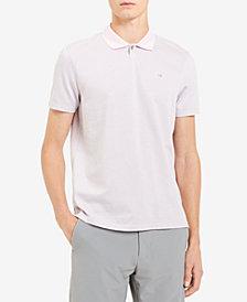 Calvin Klein Men's Jacquard Polo