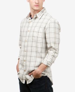 Lucky Brand Men's Ballona Plaid Shirt