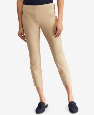 Petite Skinny Fit Crop Pants