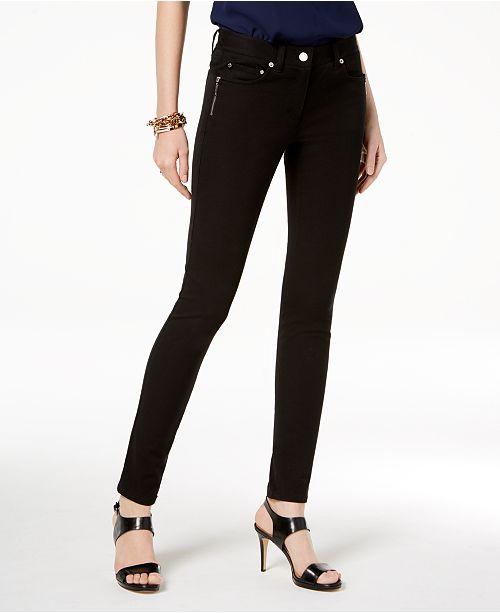 f84b39095f9b Michael Kors Izzy Skinny Jeans & Reviews - Jeans - Women - Macy's