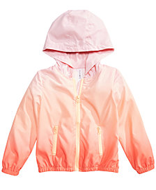 Ideology Ombré Hooded Jacket, Little Girls, Created for Macy's
