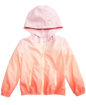 Ideology Ombre Hooded Jacket Little Girls Created for Macys