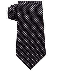 Kenneth Cole Reaction Men's Madison Grid Silk Tie