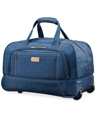 """Belle Voyage 20"""" Wheeled Duffel Bag"""