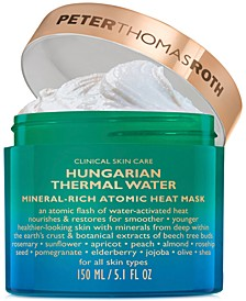 Hungarian Thermal Water Mineral-Rich Atomic Heat Mask, 5 oz.