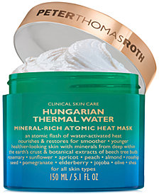 Peter Thomas Roth Hungarian Thermal Water Mineral-Rich Atomic Heat Mask, 150 ml