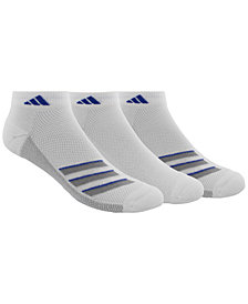adidas Men's 3-Pk. Superlite Low-Cut Socks