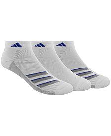adidas Men's 3-Pk. Superlite Low-Cut Socks