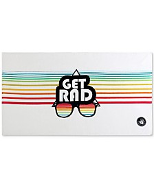 "Body Glove Get Rad Cotton 36"" x 70"" Graphic-Print Beach Towel"
