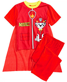 Nickelodeon's® PAW Patrol 3-Pc. Pajama Set, Little Boys & Big Boys