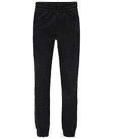 BOSS Men's Slim-Fit Jersey Sweatpants