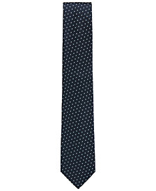 BOSS Men's Polka Dot Tie