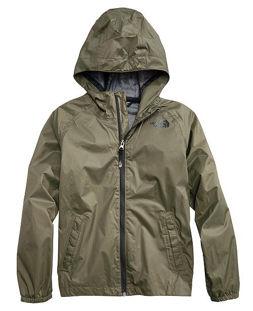 7c4e10ca The North Face Zipline Rain Jacket, Little Boys & Big Boys & Reviews ...