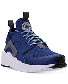 Nike Men's Air Huarache Run Ultra Casual Sneakers from Finish Line