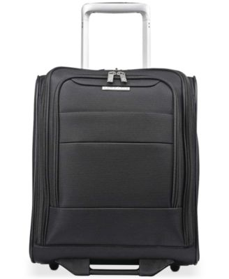 CLOSEOUT! ECO-Spin Wheeled Underseat Carry-On Suitcase, Created for Macy's