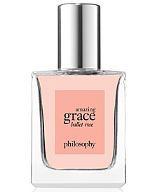 philosophy Amazing Grace Ballet Rose Eau de Toilette, 0.5-oz.