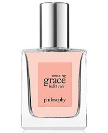 philosophy Amazing Grace Ballet Rose Eau de Toilette, 0.5-oz.