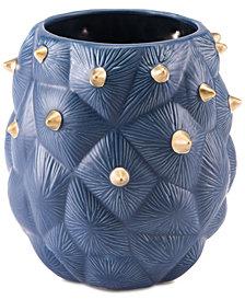 Zuo Blue Cactus Small Vase