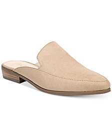 Bar III Women's Hellen Mules, Created for Macy's