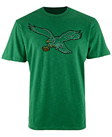 '47 Brand Men's Philadelphia Eagles Retro Logo Scrum T-Shirt