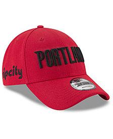 New Era Portland Trail Blazers Statement Jersey Hook 9FORTY Cap
