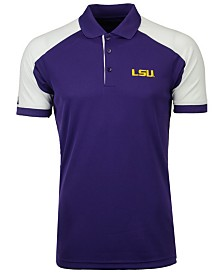 Antigua Men's LSU Tigers Century Polo