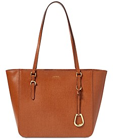 Bennington Leather Shopper