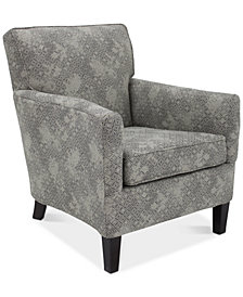 Claraday Fabric Club Chair