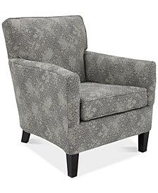 Claraday Fabric Club Chair