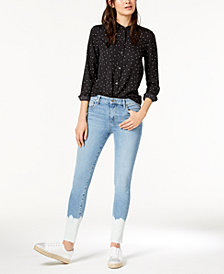 Joe's Jeans The Icon Mid Rise Vintage Skinny Ankle Jean