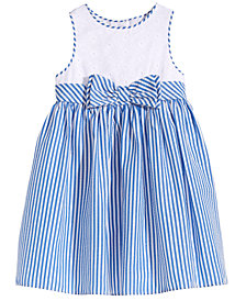 Marmellata Seersucker Dress, Baby Girls